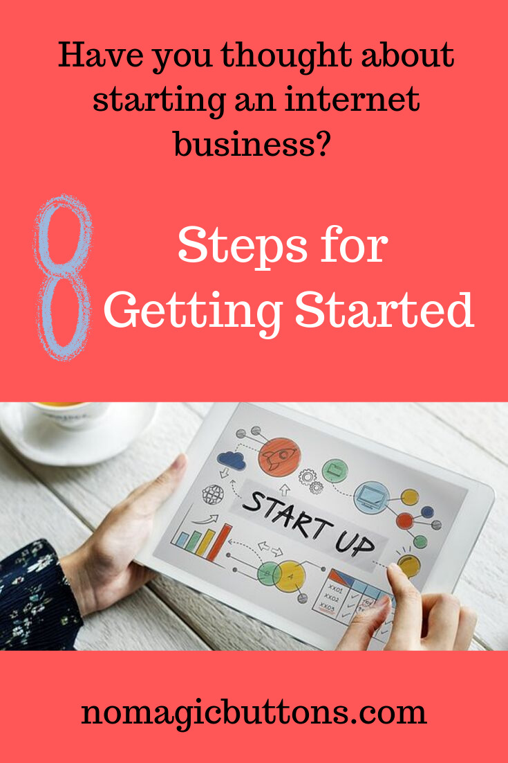 start an internet business