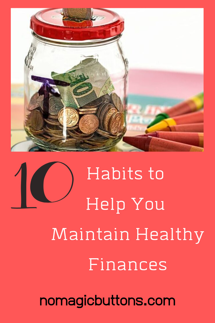 manage finances